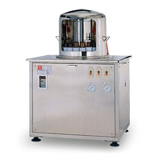 Máy rửa chai bán tự động (Loại quay) - Máy rửa chai bán tự động (Loại quay)