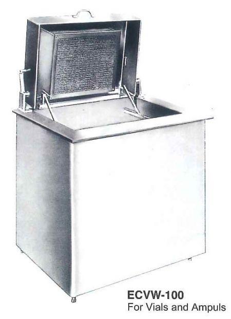 Automatic Bottle Washing Machine (Tray Type) (For Vial & Ampoules) - Automatic Ampul & Vial Washing Machines Tray Type