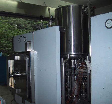 E.O.GAS Sterilization