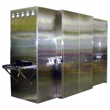 トンネル式乾熱滅菌機(クラス100式) - トンネル式乾熱滅菌機(クラス100式)