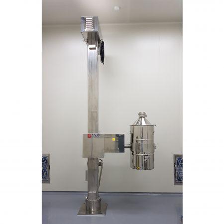 Material Tank & Lifting Rotated Machine - Material tank & Lifting rotated machine