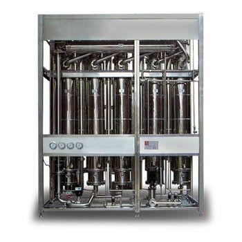 マルチエフェクト蒸留水製造機 - マルチエフェクト蒸留水製造機