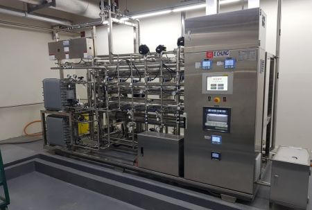 RO+EDI Pure Water Equipment - RO+EDI Pure Water Equipment