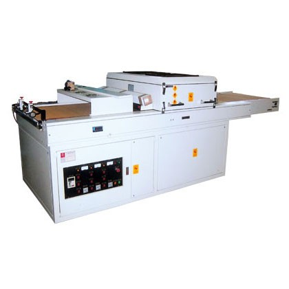 Continuous UV Curing Machine