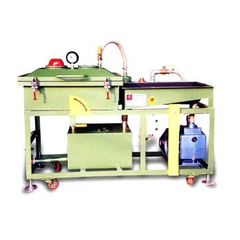 Vacuum Permeameter (76cmHg) - Vacuum Permeameter