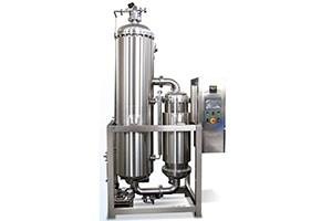 Generatore di vapore puro