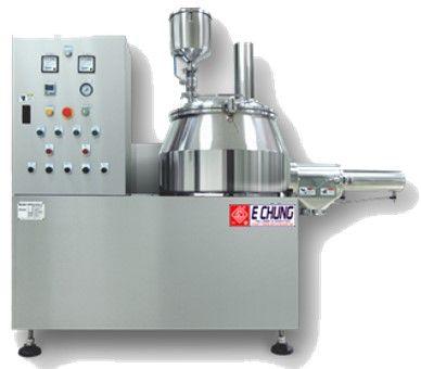 Super Mixer (High Speed Mixer and Wet Granulator) - Super Mixer (High Speed Mixer and Wet Granulator)