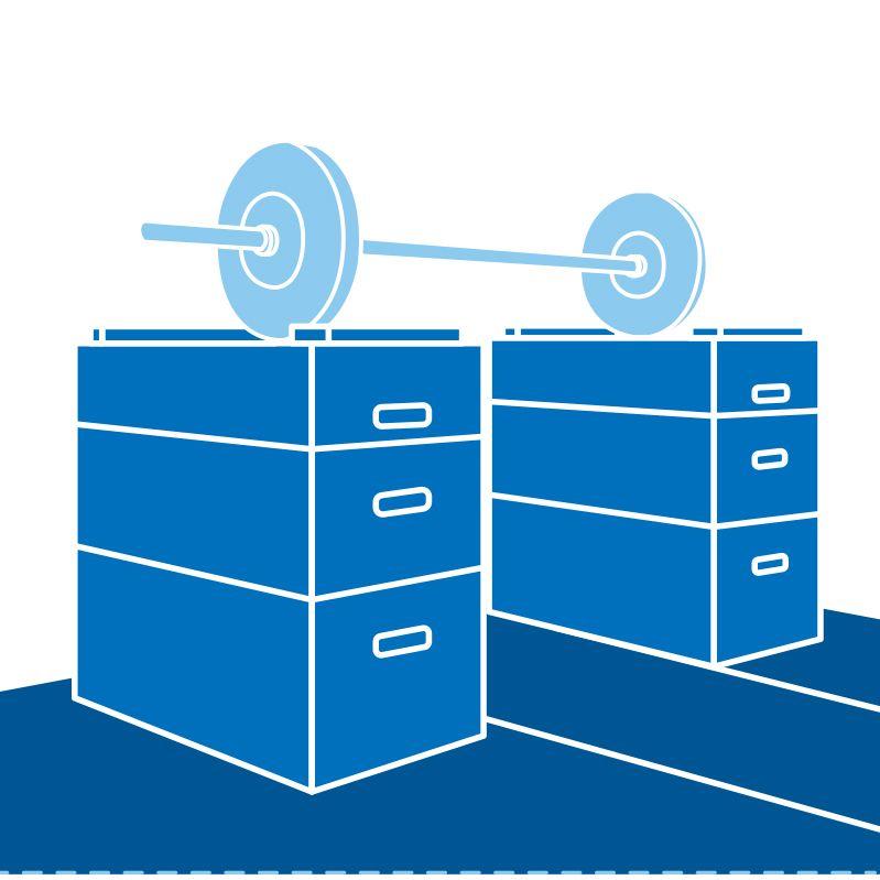 健身房週邊器材