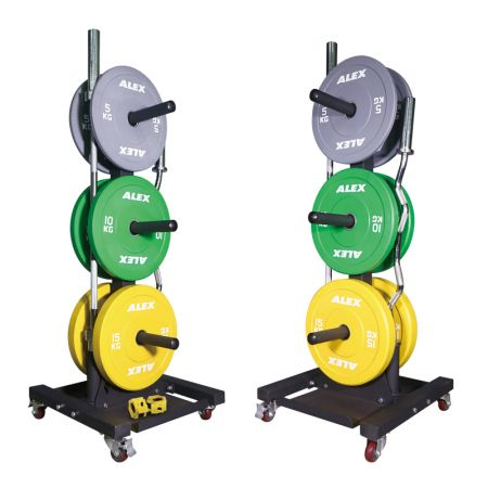 Weight Tree - Olympic Plate Rack