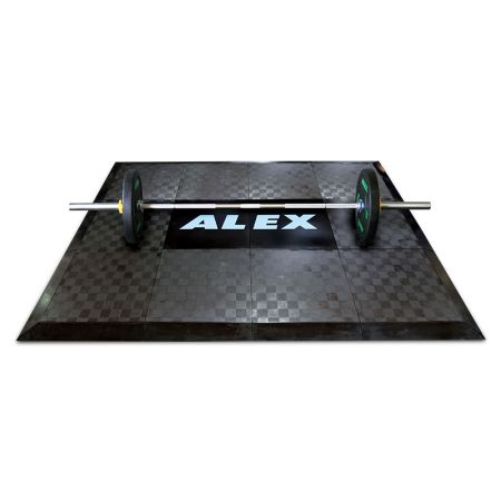 Modulized Weightlifting Platform - Weightlifting Platform (Modulized)