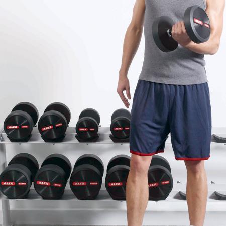 健身器材展示架