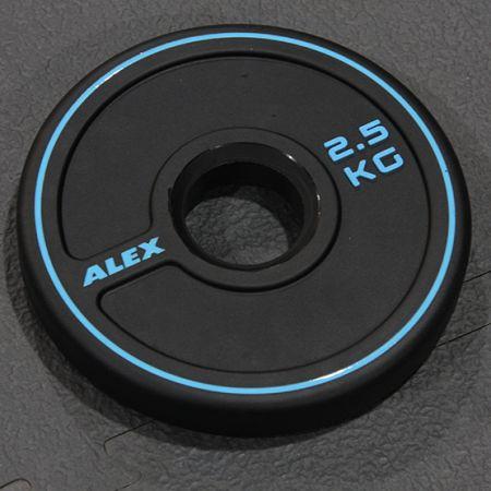 ALEX 3 Holes CPU Plate 2.5KG