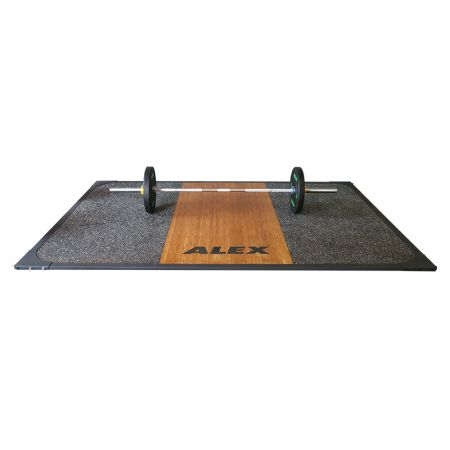 Weightlifting Platform - Weightlifting Platform