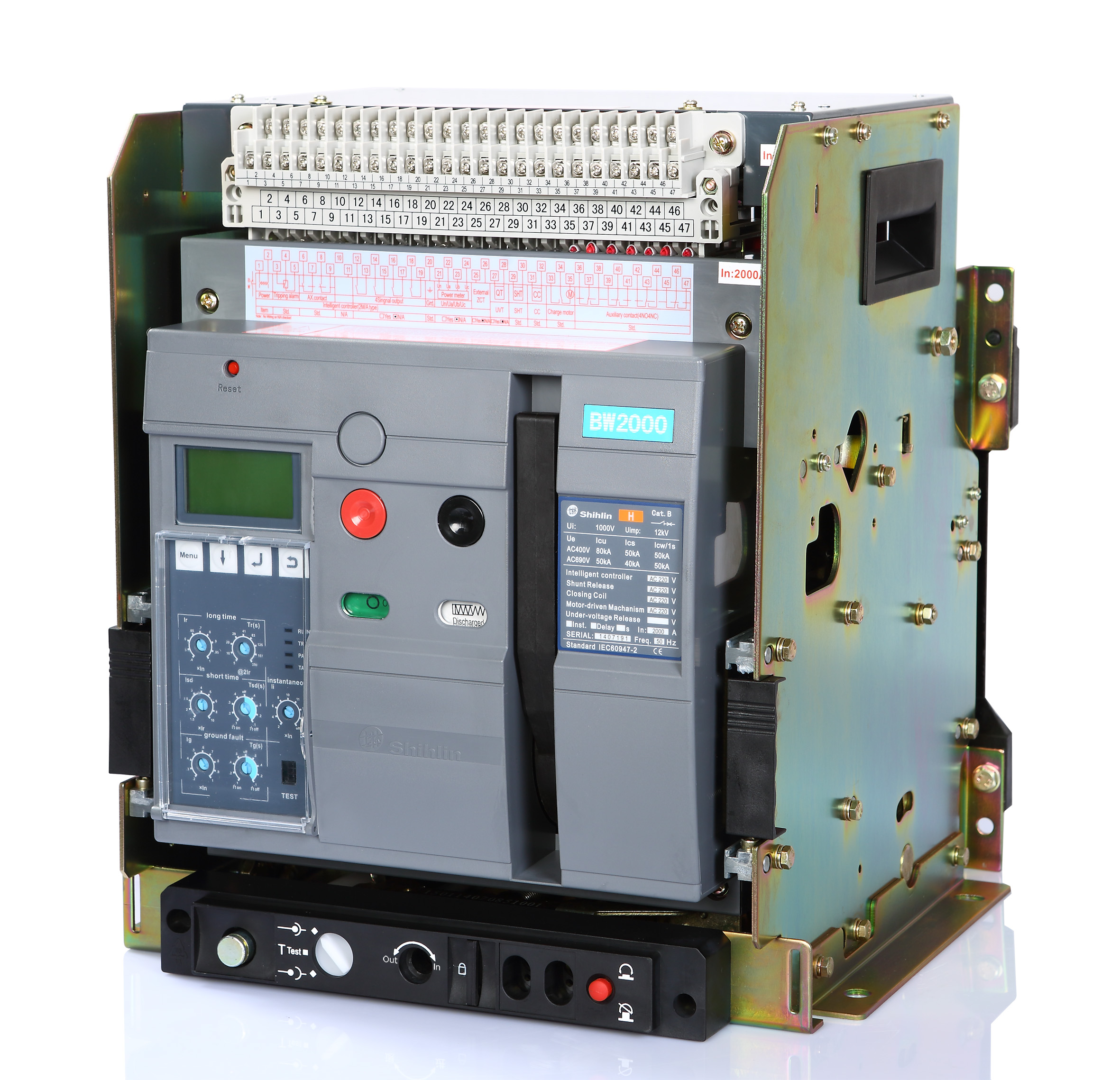 Shihlin Electric air circuit breaker