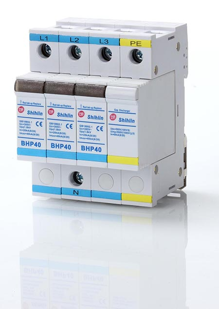 Shihlin Electric Surge Protective Device BHP40