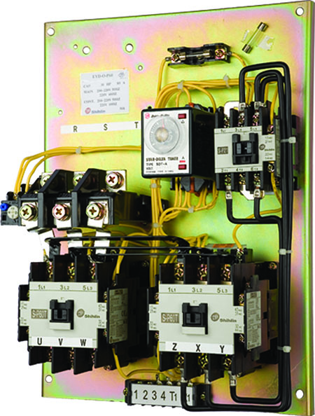 Shihlin Electric Reduced voltage Starter SD-P60
