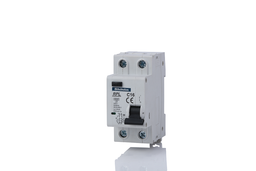 Shihlin Electric Residual Current Circuit Breaker with Overcurrent Protection RPL