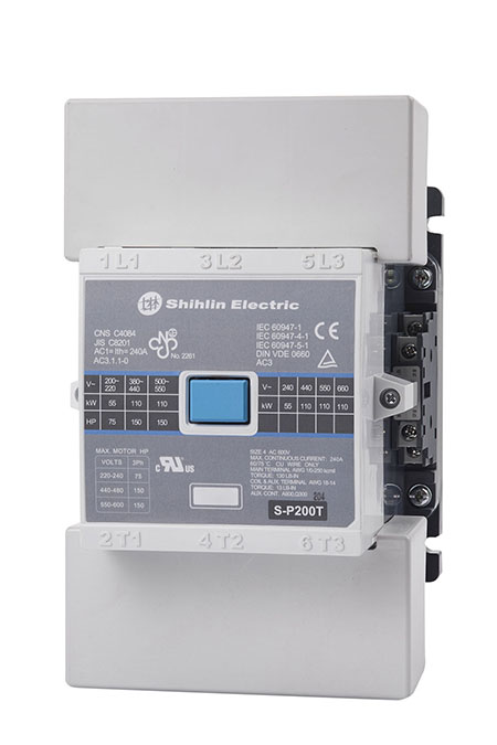 Shihlin Electric Magnetic Contactor S-P200