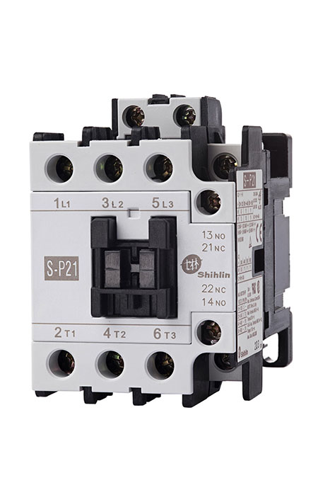 Contator magnético Shihlin Electric S-P21