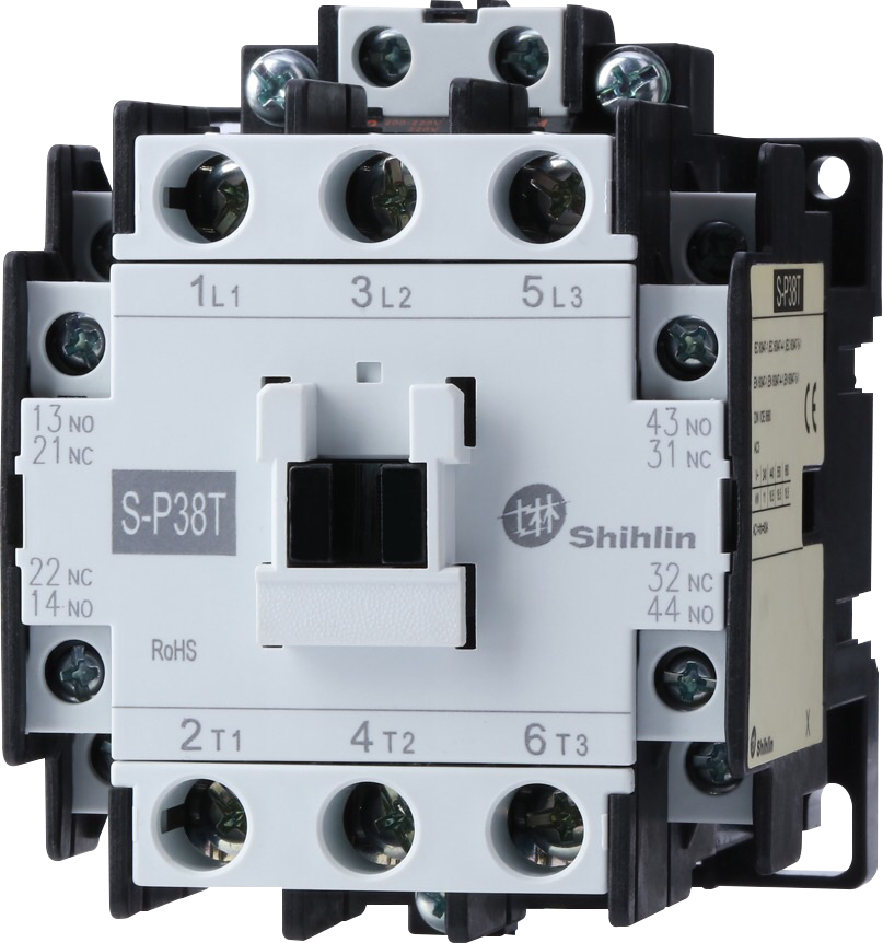 Shihlin Electric Magnetic Contactor S-P38T
