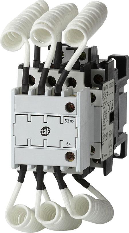 Shihlin Electric Kondansatör Kontaktörü SC-P16