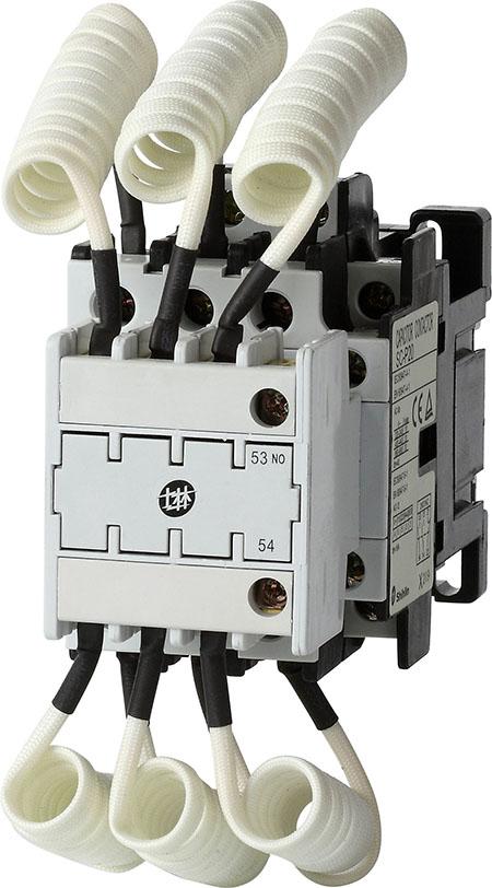 Shihlin Electric कैपेसिटर संपर्ककर्ता SC-P20