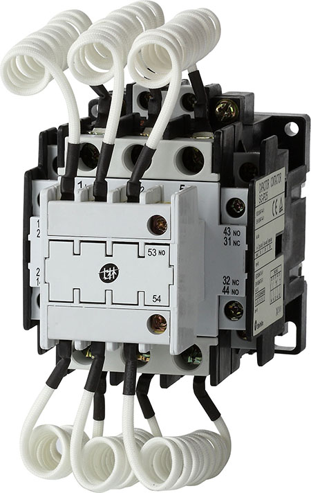 Shihlin Electric Kondansatör Kontaktörü SC-P25