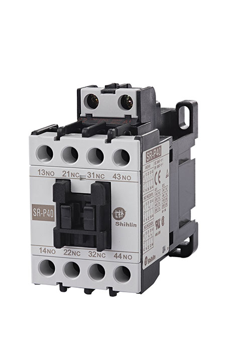 Shihlin Electric Magnetic Control Relays SR-P40