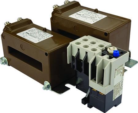Relè di sovraccarico termico Shihlin Electric TH-P600CT