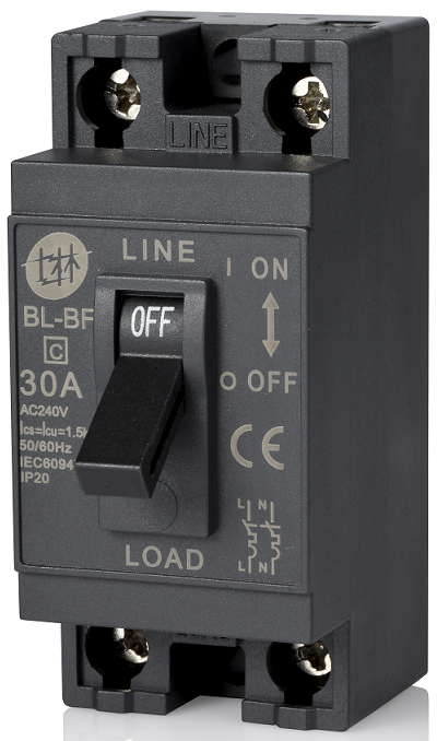 Shihlin Electric Safety Breaker BL-BF C
