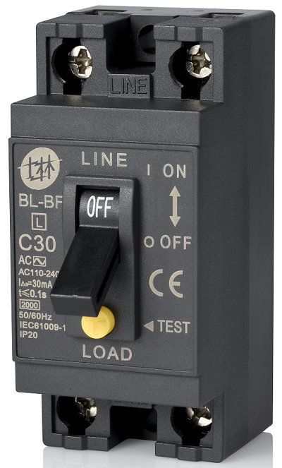 Shihlin Electric Safety Breaker BL-BF L