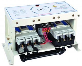 Automatic Transfer Switch - Shihlin Electric Automatic Transfer Switch MCCB type
