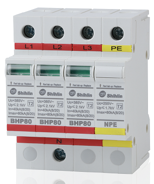 Surge Protective Device - Shihlin Electric Surge Protective Device BHP80