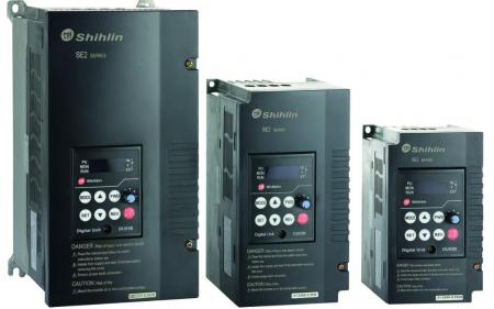 SE2 - 0,4KW ~ 11KW - Shihlin Electric AC Drives SE2
