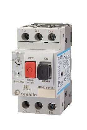 Manual Motor Starter - Shihlin Electric Manual Motor Starter MR-S 32AF