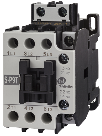 Przekaźnik magnetyczny - Shihlin Electric Magnetic Contactor S-P09T