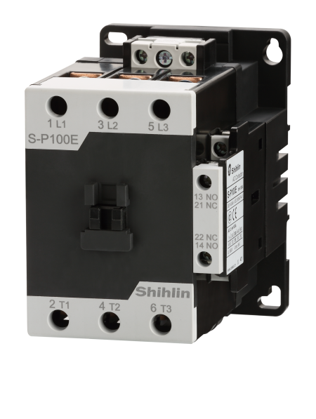 Przekaźnik magnetyczny - Shihlin Electric Magnetic Contactor S-P100E