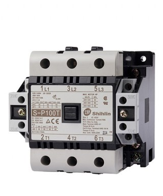 Przekaźnik magnetyczny - Shihlin Electric Magnetic Contactor S-P100T