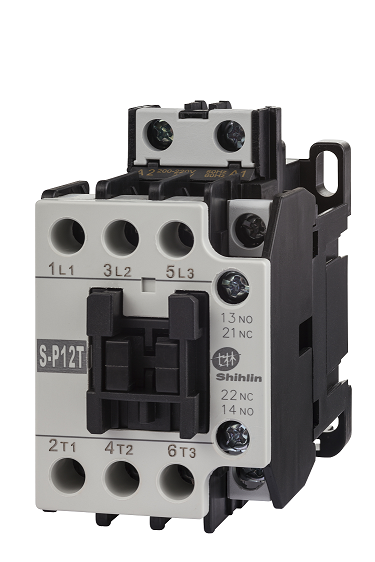 Przekaźnik magnetyczny - Shihlin Electric Magnetic Contactor S-P12T