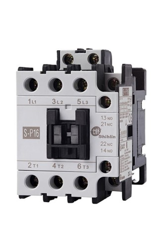 Magnetic Contactor - Shihlin Electric Magnetic Contactor S-P16