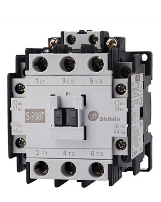 Przekaźnik magnetyczny - Shihlin Electric Magnetic Contactor S-P30T