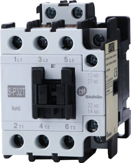 Przekaźnik magnetyczny - Shihlin Electric Magnetic Contactor S-P32T