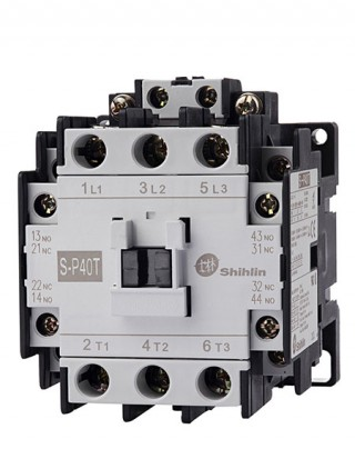 Przekaźnik magnetyczny - Shihlin Electric Magnetic Contactor S-P40T
