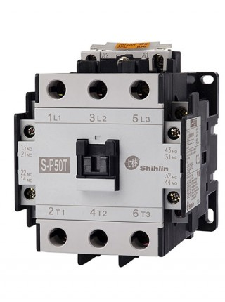 Przekaźnik magnetyczny - Shihlin Electric Magnetic Contactor S-P50T