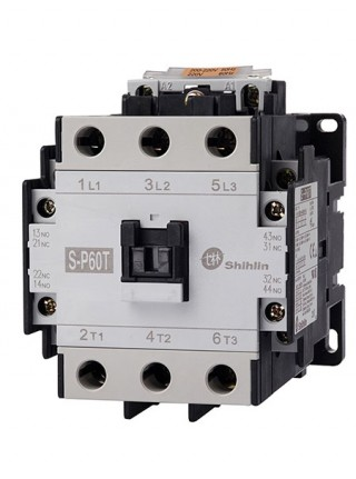 Przekaźnik magnetyczny - Shihlin Electric Magnetic Contactor S-P60T
