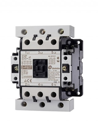 Przekaźnik magnetyczny - Shihlin Electric Magnetic Contactor S-P80T