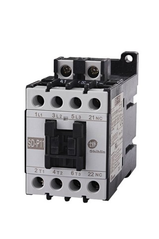 Magnetic Contactor - Shihlin Electric Magnetic Contactor SD-P11