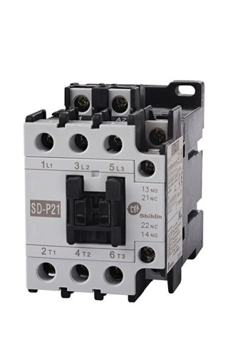 Contator magnético - Contator magnético Shihlin Electric SD-P21