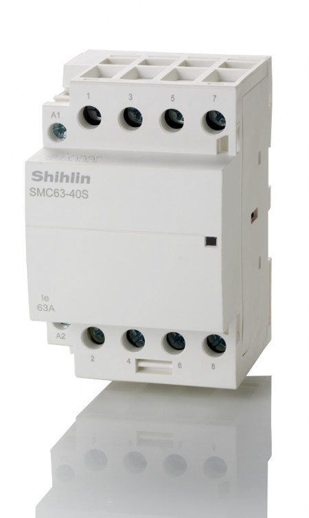 Contactor แบบโมดูลาร์ - Shihlin Electric Modular Contactor SMC