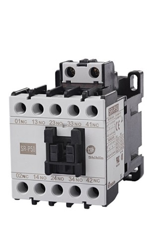 Magnetic Control Relays - Shihlin Electric Magnetic Control Relays SR-P50